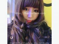 F6171 Moon Tweed Check Mods Coat (Women) ¥69,300