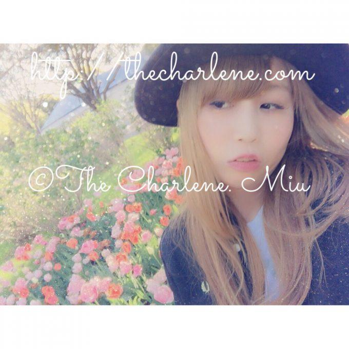 UK Rockをこよなく愛するバンドThe Charlene.(シャーレイン)のボーカルMiu